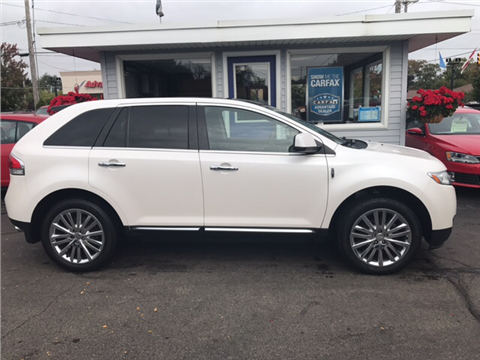 2011 Lincoln MKX for sale in Zeeland, MI