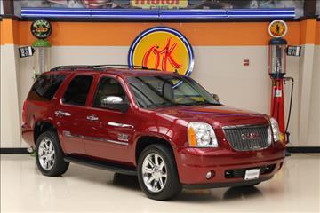 2011 GMC Yukon for sale in Addison, TX