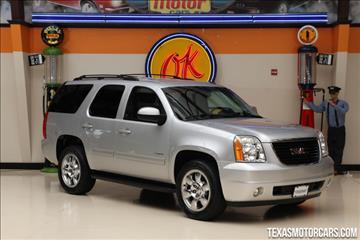 2013 GMC Yukon for sale in Addison, TX