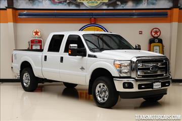 2012 Ford F-250 Super Duty for sale in Addison, TX
