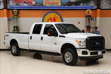 2015 Ford F-250 Super Duty for sale in Addison, TX