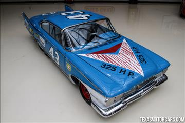1960 Plymouth Fury for sale in Addison, TX