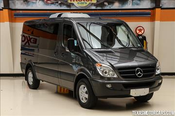 Used Mercedes Benz Sprinter For Sale In Maine