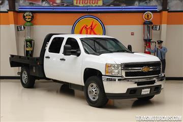 2013 Chevrolet Silverado 2500HD for sale in Addison, TX