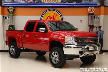 2012 Chevrolet Silverado 1500 for sale in Addison, TX