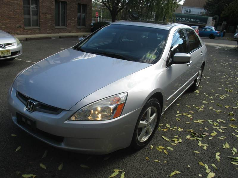 2005 honda accord for sale for Honda passaic nj