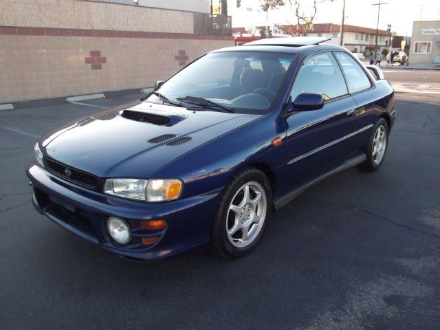 2000 subaru impreza rs for sale in bellflower anaheim. Black Bedroom Furniture Sets. Home Design Ideas
