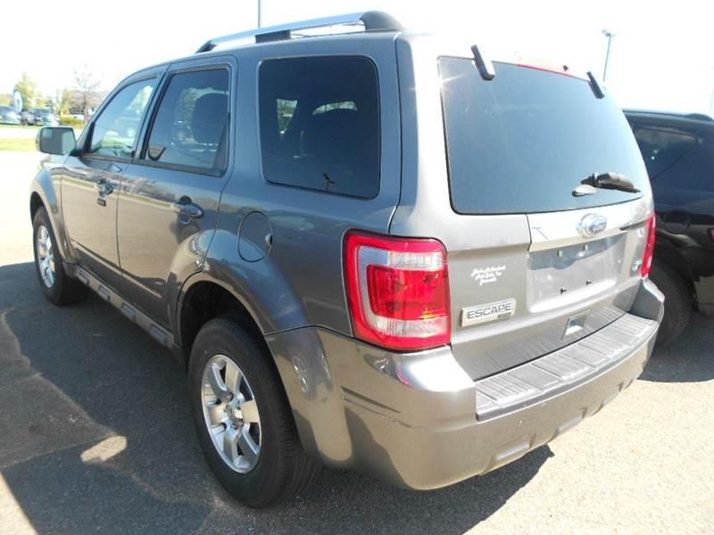 2012 Ford Escape AWD Limited 4dr SUV - Greenville MI