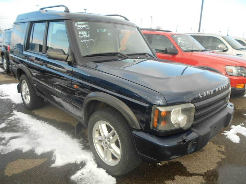 2003 land rover discovery for sale in wyoming. Black Bedroom Furniture Sets. Home Design Ideas