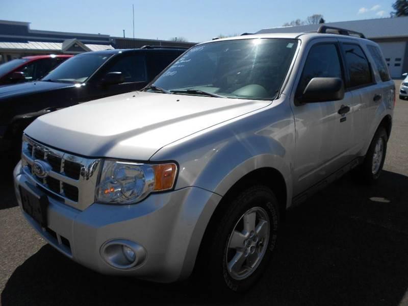 2010 Ford Escape XLT 4dr SUV - Greenville MI