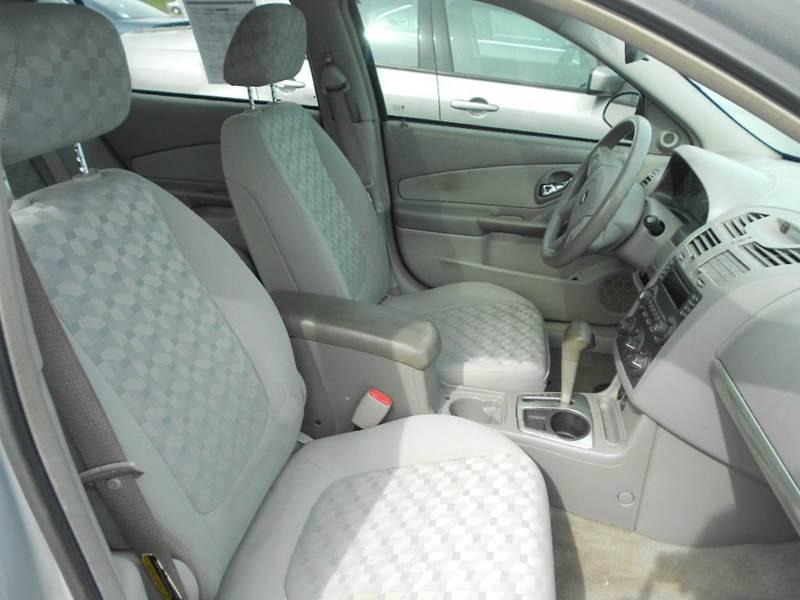 2004 Chevrolet Malibu LS 4dr Sedan - Greenville MI