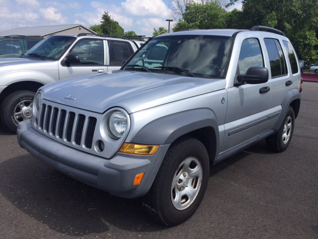 2005 jeep liberty sport 4wd 4dr suv in greenville mi. Black Bedroom Furniture Sets. Home Design Ideas