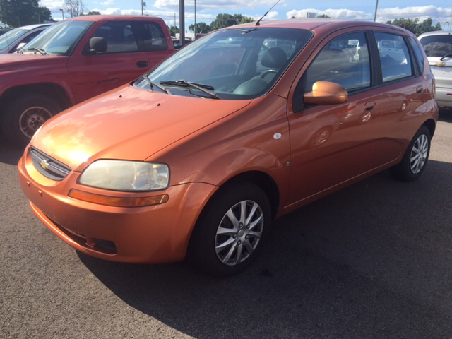 2007 chevrolet aveo 5 ls 4dr hatchback in greenville mi. Black Bedroom Furniture Sets. Home Design Ideas