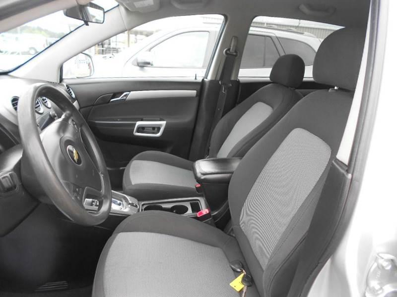 2012 Chevrolet Captiva Sport Ls 4dr Suv W 1ls In Greenville Mi Blake Hollenbeck Auto Sales