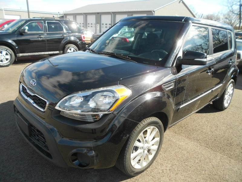2012 Kia Soul ! 4dr Wagon - Greenville MI