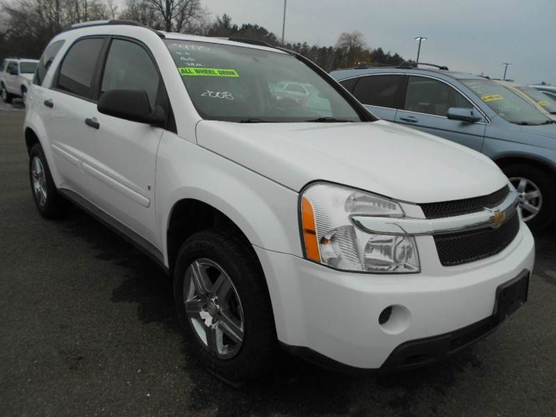 2008 chevrolet equinox ls 4dr suv in greenville mi blake. Black Bedroom Furniture Sets. Home Design Ideas