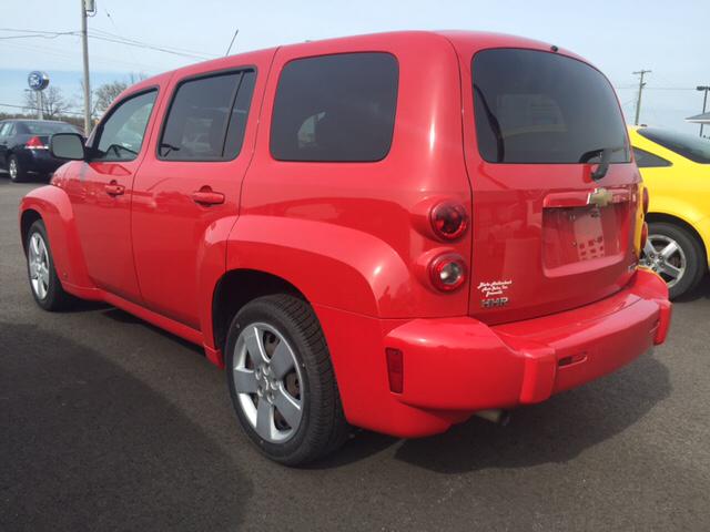 2010 Chevrolet HHR LS 4dr Wagon - Greenville MI