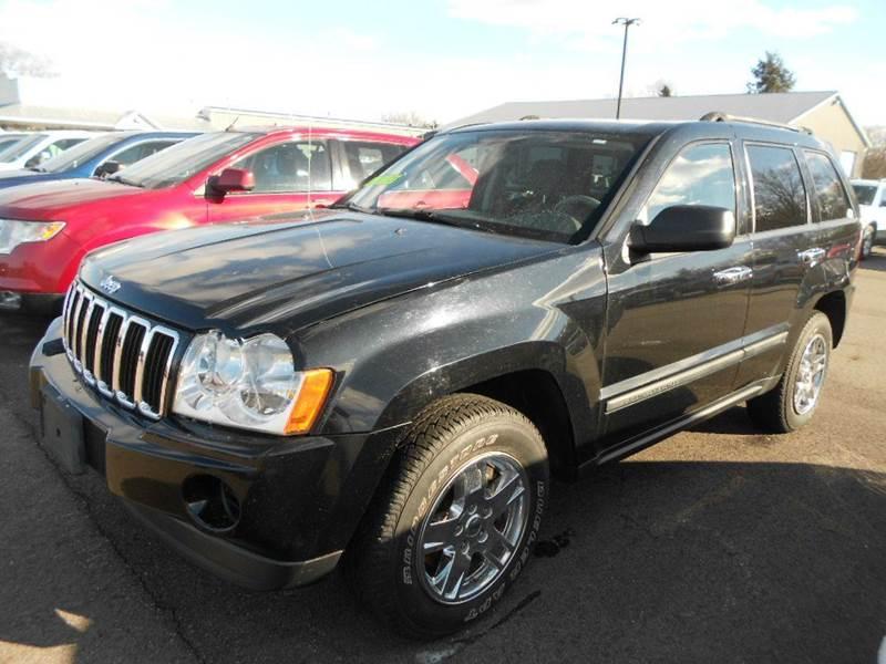 2007 Jeep Grand Cherokee Laredo 4dr SUV 4WD - Greenville MI