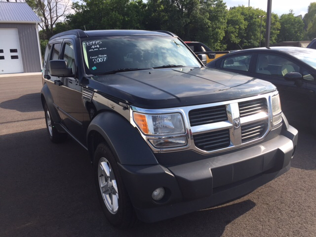 2007 dodge nitro sxt 4wd 4dr suv in greenville mi blake. Black Bedroom Furniture Sets. Home Design Ideas