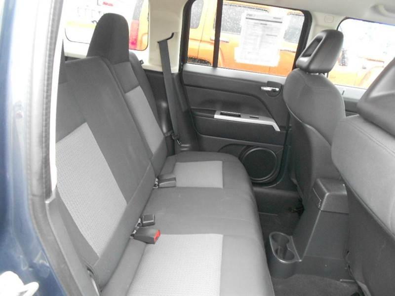 2008 Jeep Patriot Sport 4dr SUV w/CJ1 Side Airbag Package - Greenville MI