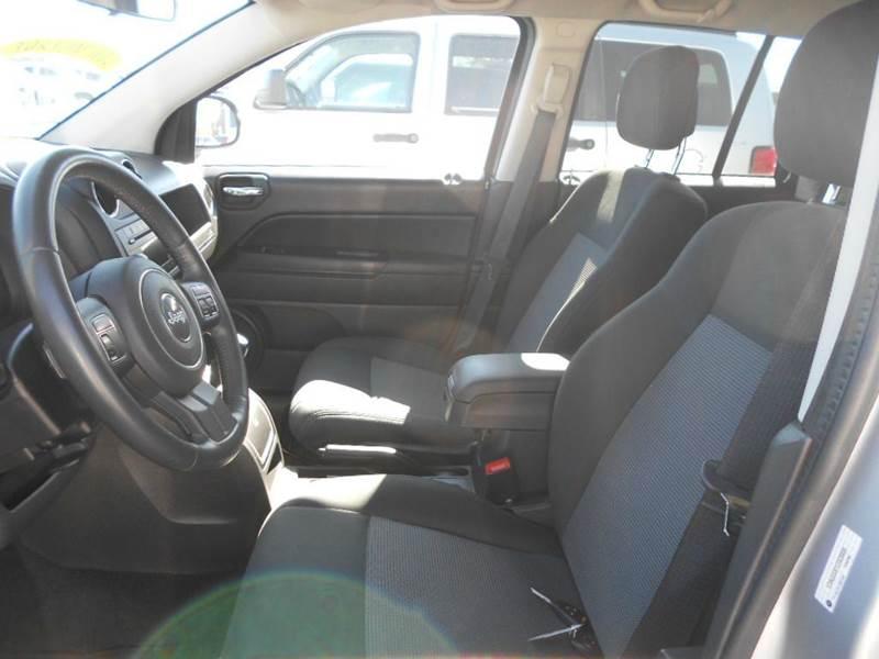 2012 Jeep Compass 4x4 Latitude 4dr SUV - Greenville MI