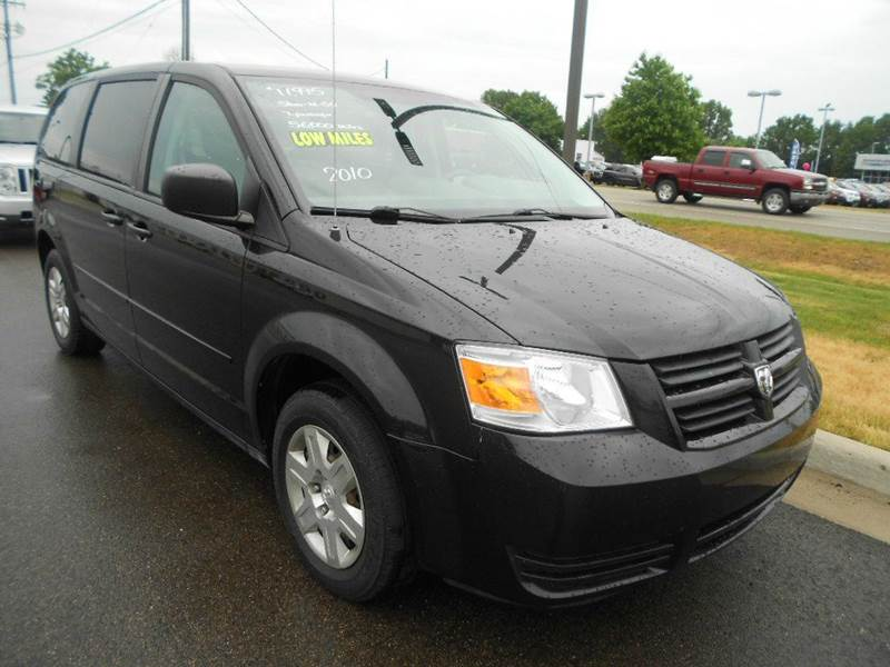 2010 Dodge Grand Caravan SE 4dr Mini-Van - Greenville MI