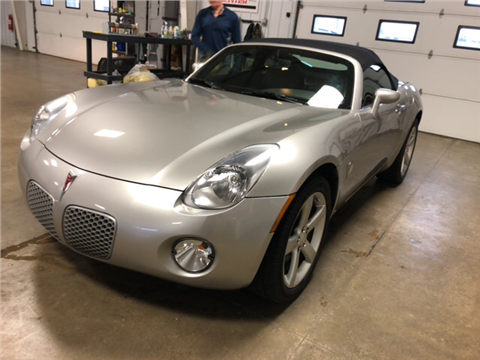 2008 Pontiac Solstice for sale in Greenville, MI