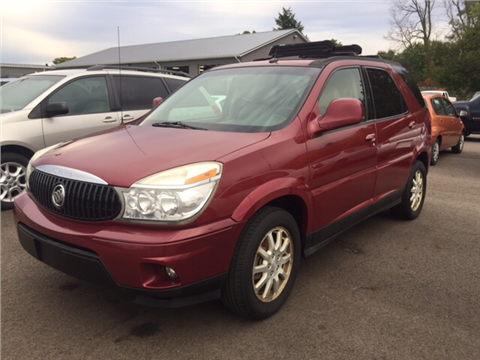 2006 buick rendezvous for sale greenville mi. Cars Review. Best American Auto & Cars Review
