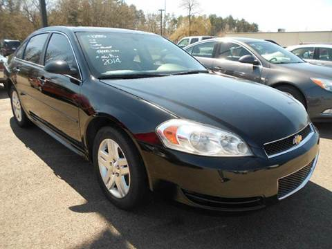 2014 Chevrolet Impala Limited for sale in Greenville, MI