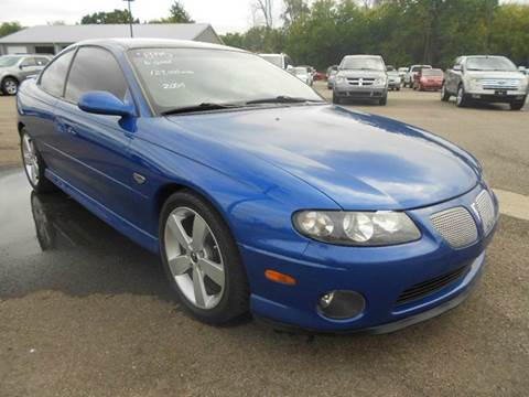 2004 Pontiac GTO for sale in Greenville, MI