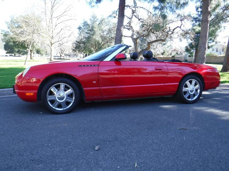 2004 Ford Thunderbird Deluxe 2dr Convertible - Thousand Oaks CA