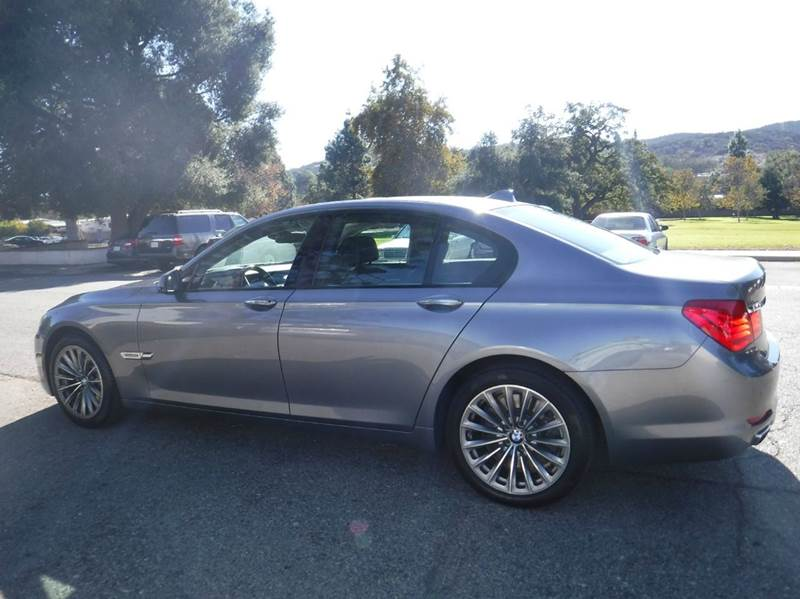 2012 BMW 7 Series 750i 4dr Sedan - Thousand Oaks CA