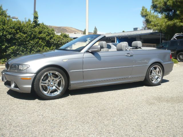 2005 BMW 3 SERIES 330CI 2DR CONVERTIBLE siver gray metallic local two owner 2005 bmw 330ci 2-doo