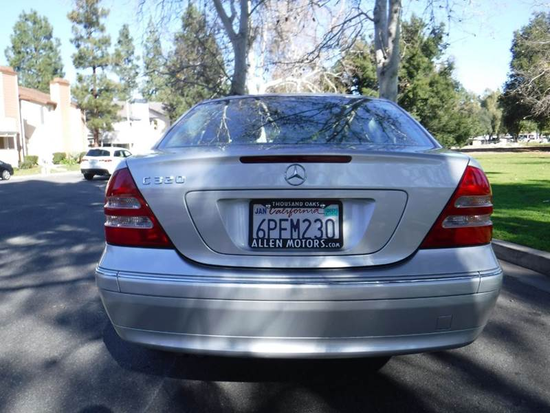 2004 Mercedes-Benz C-Class C 320 4dr Sedan - Thousand Oaks CA