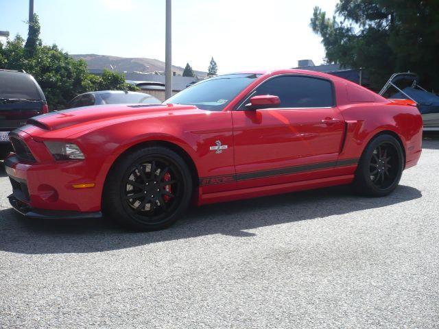 2013 FORD SHELBY GT500 SUPER SNAKE race red 2013 shelby gt500 super snake  this exceptional limi