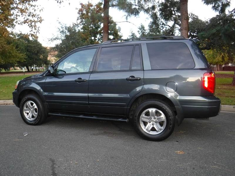 2005 Honda Pilot EX-L 4dr 4WD SUV w/Leather and Entertainment System - Thousand Oaks CA