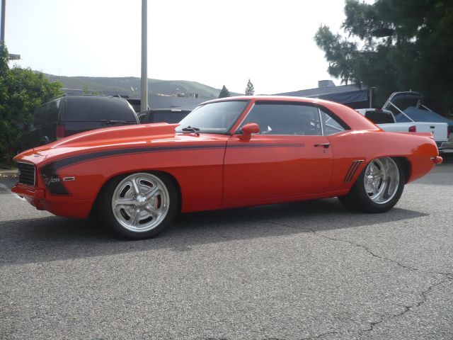 1969 CHEVROLET CAMARO RS orange custom built 1969 cheverolet camaro rs this vehicle is equiped wi