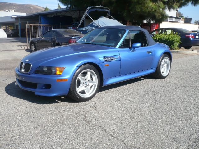 1998 BMW M BASE 2DR STD CONVERTIBLE blue metallic 1998 bmw m roadster  this showroom condition v