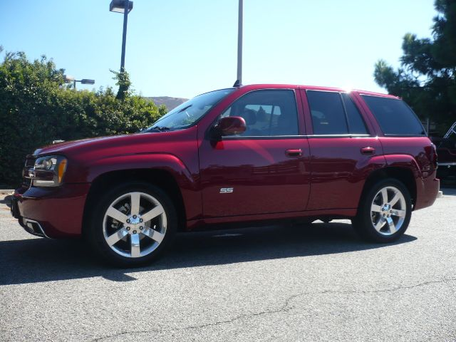 2007 CHEVROLET TRAILBLAZER SS 4DR SUV red local one owner 2007 chevrolet trailblazer ss 4-door s