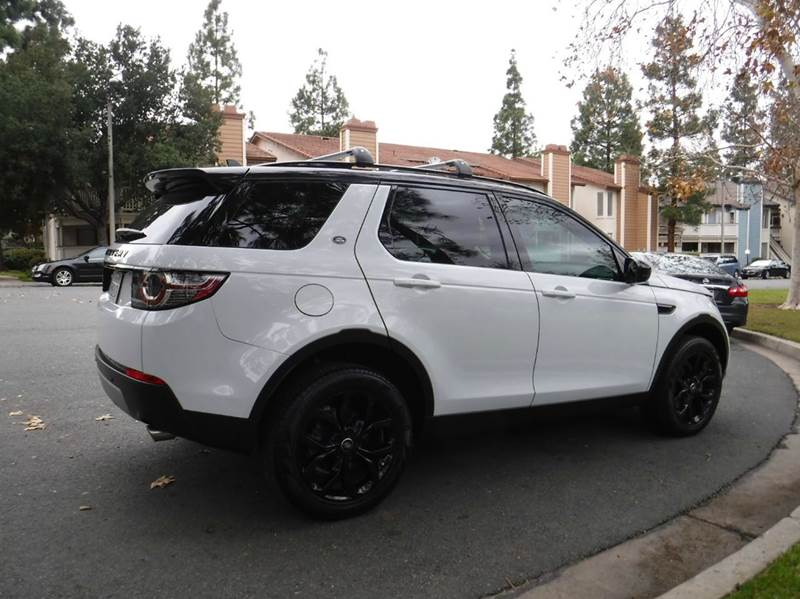 2015 Land Rover Discovery Sport HSE AWD 4dr SUV - Thousand Oaks CA