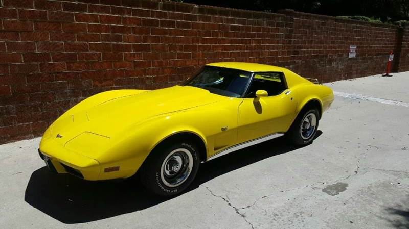 1977 Chevrolet Corvette Coupe - Thousand Oaks CA
