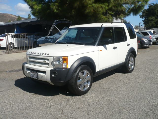 2008 LAND ROVER LR3 HSE 4X4 SUV white extra clean low mileage 2008 land rover lr3 hse 4-door suv