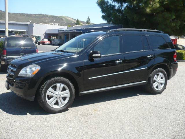 2008 MERCEDES-BENZ GL-CLASS GL450 AWD 4MATIC 4DR SUV black one owner 2008 mercedes-benz gl450 4-d