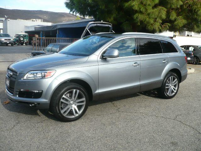 2008 AUDI Q7 36 QUATTRO PREMIUM quartz gray metallic local one owner 2008 audi q7 quattro premi