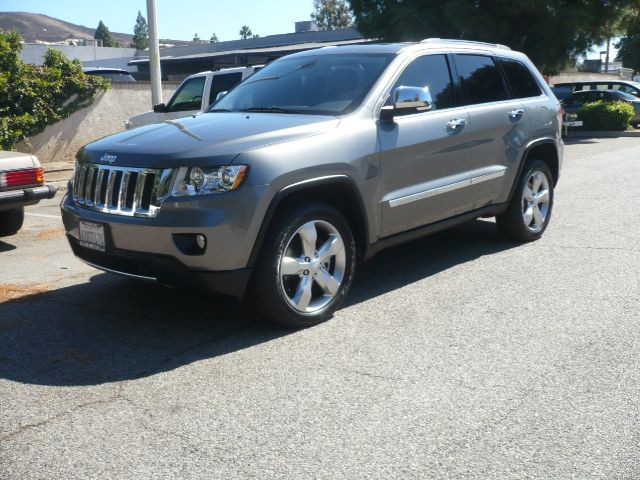 2012 JEEP GRAND CHEROKEE OVERLAND 4X4 4DR SUV gray like new one owner 2012 jeep grand cherokee o