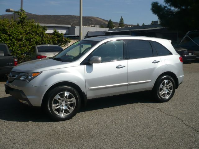 2007 ACURA MDX BASE WTECH WRES AWD 4DR SUV W silver local one owner 2007 acura mdx 4-door suv