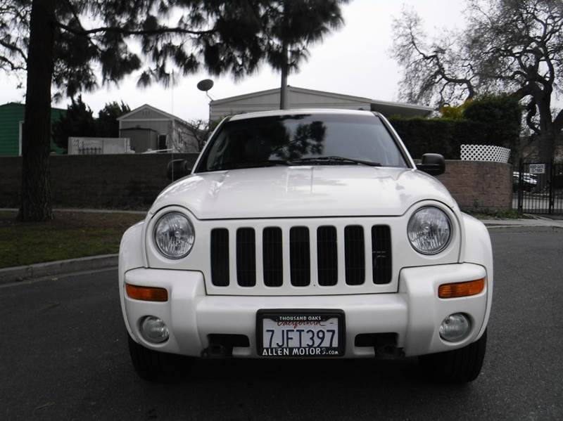 2003 Jeep Liberty Limited 4WD 4dr SUV - Thousand Oaks CA