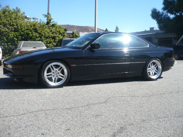 1995 BMW 8 SERIES 840CI 2DR COUPE black classic 1995 bmw 840ci 2-door coupe this vehicle is equi