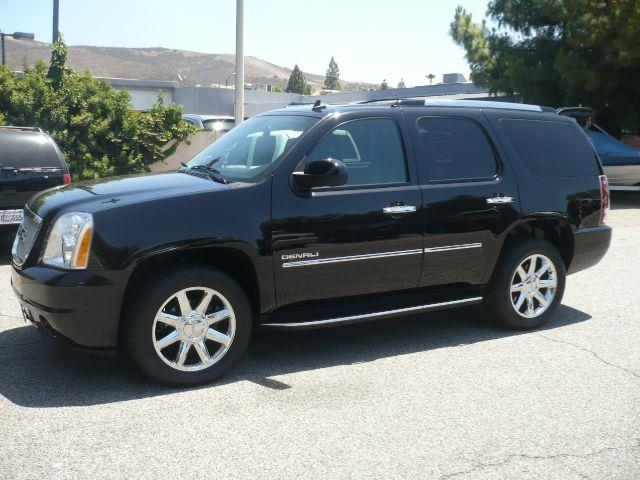 2011 GMC YUKON DENALI 4X2 4DR SUV black 2011 gmc yukon denali sport utility 4d  this one owner lo