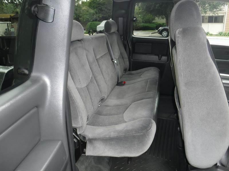 2007 GMC Sierra 1500 Classic SL1 4dr Extended Cab 6.5 ft. SB - Thousand Oaks CA